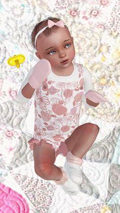 DECOR SIM BABIES at Leo Sims via Sims 4 Updates | Sims 4 ...