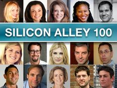 The Silicon Alley 100: The Coolest People In New York Tech This Year