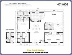 40x60 Barndominium Floor Plans Manufactured Modular Home Floor Plans
