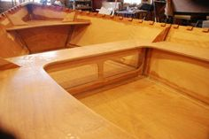 build your own powerboat wooden skiff