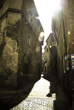 A street in Orvieto, one of my favorite travel adventures  (Photo by Lindsay Michelle)