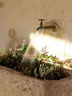 Outdoor sink – would come in really handy for clean up.  I have the old porcelain sink top from the original kitchen that could be incorporated into my design.  Thinking ahead – plumbing could be as easy as a portable water station thru the garage walls.