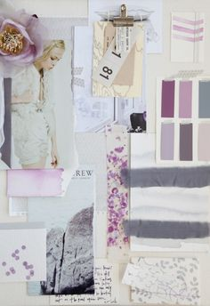06-------------------------------------Interior Design Moodboard.