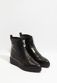 SixtySeven Tabitha Booties | Forever 21 - 2000114825