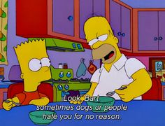 Do people hate you for no reason? #pic