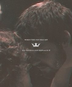 I hope we get to see a bit more of Loras dealing with Renly's death in season 4, such an interesting pair and a heartbreaking end