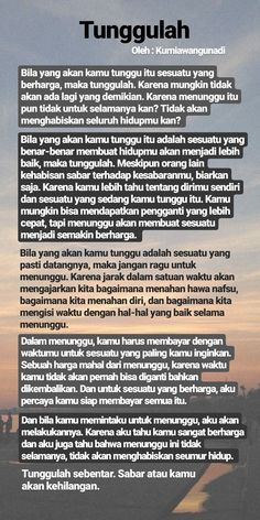 Ispirational Quotes, Quotes Lucu, Cinta Quotes, Quotes Galau, Text Quotes, People Quotes, Mood Quotes, Life Quotes, Reminder Quotes