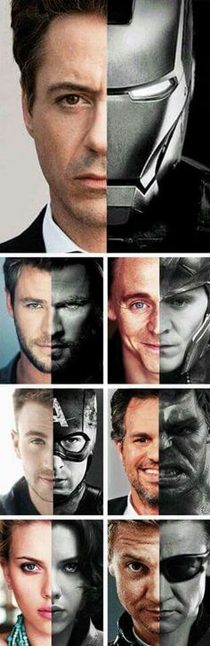 Marvel's The Avengers - Iron Man - Thor - Loki - Captain America - Hulk - Black Widow - Hawkeye Films Marvel, Memes Marvel, Marvel Dc Comics, Marvel Funny, Funny Comics, Marvel Universe, The Avengers, Avengers Actors, Avengers Poster
