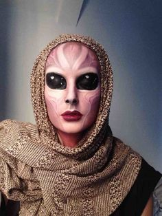 Alien makeup inspiration