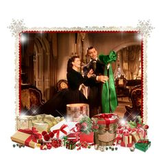 A Gone with the Wind Christmas!