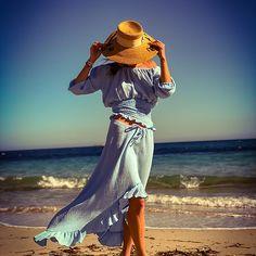 Julie et les tropéziennes, les robes de Saint Tropez Made in France Made In France, South Of France, Saint Tropez, Julie, Saints, Chic, Fashion, Gowns, Shabby Chic