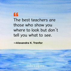 We share evidence and practitioner-based learning strategies that empower you to improve education. Teacher Quotes, Teacher Humor, Common Sense Quotes, Empowering Women Quotes, Study Skills, Best Teacher, Positive Attitude, Critical Thinking, Motivation Inspiration