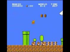 Player Achieves Lowest Possible Score in 'Super Mario Bros.'