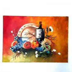 Quadri dipinti a mano e tegole con falsi d\'autore e non solo ...