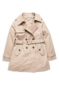 bba90ad3 Tailored Trench Coat Zara New, Trench, Shell, Girl Outfits, Bookcases