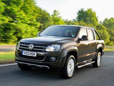 #Volkswagen #Amarok picks up 2014 Pick-up of the Year award #VW