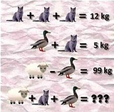Risultati immagini per brain test ball clock fan Brain Riddles, Tricky Riddles, Puzzle Photo, Math Logic Puzzles, Logic Problems, Super Cute Cats, Math Talk, Math Challenge, Picture Puzzles