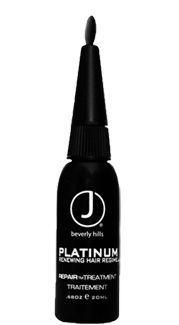 PLATINUM™ REPAIR™         Botanicals: Coconut Oil    20 minute at home intensive treatment.      •Internally detoxifies hair follicle      •Improves manageability      •Improves circulation      •Replenishes      •Rebuilds  Top Indianapolis Hair Salon, G Michael Salon, Noblesville, Indiana