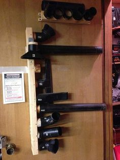 Shop Vac Accessory Storage