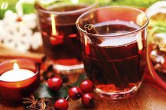 French Hot Spiced Wine Perfect For a Winter Cocktail Party