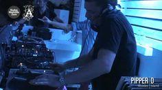 George Siras LIVE dj set @ Amphitheatre Club Lindos   Rhodes Island Greece