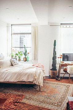 Hippie Bohemian Bedroom Decor Ideas (3)