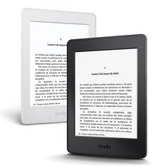 E-reader Kindle Paperwhite de 6″ con Wifi por Sólo 103,99€ | Chollo con un 20% de Dto.