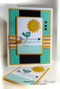 Hello Love, Me, My Stamps and I, Stampin' Up