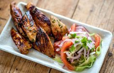 Mencap Recipes for Learning Disability Week - Great British Chefs Marinated Chicken Recipes, Chicken Marinades, Marinade Chicken, Chicken Meals, Cucumber Relish Recipes, Kids Meals, Easy Meals, Full Meals, Great British Chefs