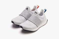 女生獨佔白色變種登場! adidas consortium x WOOD WOOD Ultra Boost