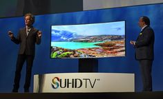The affordable yet extravagant SUHD TV from Samsung