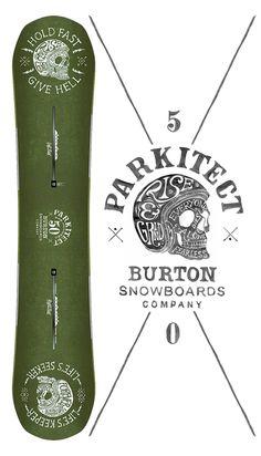 Burton Parkitect / BMD Design