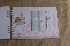 Blog sobre manualidades, libros de firmas boda, comunión, bautizo, album de fotos, letras decoradas,....para encangar