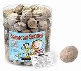 Break Your Own Geode- $2.50