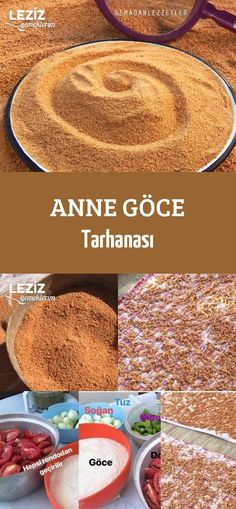 Anne Göce Tarhanası Turkish Recipes, Ethnic Recipes, Bon Appetit, Food And Drink, Stuffed Peppers, Homemade, Meals, Cooking, Breakfast