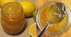 Citronová marmeláda je lahůdkou, kterou budete milovat. A bude ji milovat i ten, co ji připravuje. Je velmi jednoduchá Pickles, Cucumber, Pudding, Fruit, Desserts, Food, Lemon, Tailgate Desserts, Puddings