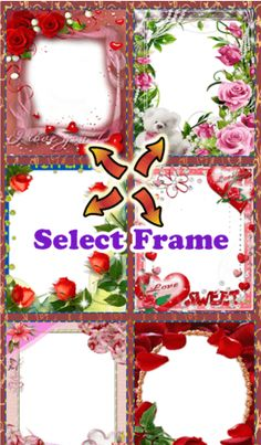 Valentine Day Photo Frames Apk - Android Madness