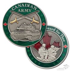 This is the home of Landsharkz geocaching supplies and custom coins, geocoins, trackables and night caching gear. Canadian Penny, Canadian Things, Canadian Army, Canadian History, Remembrance Day Art, Military Challenge Coins, Military Mom, Army Mom, Custom Coins