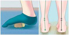 Zbavte sa bolesti nôh v priebehu pár minút pomocou týchto 5 strečingov