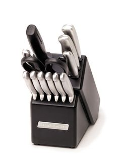 KITCHENAID 13-Piece Stainless Steel Cutlery Set