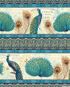 eQuilter Kaffe Fassett's Quilts in the Cotswolds Peacock Colors, Peacock Art, Peacock Theme, Peacock Design, Peacock Feathers, Decoupage, Peacock And Peahen, Albino Peacock, Peacock Images