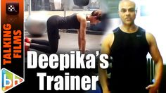 Trainer of Deepika Padukone, Farhan Dhalla talks about his experience of training her for 'xXx: The Return of Xander Cage'. Return Of Xander Cage, Amon, Deepika Padukone, Stand Up, Resume, Trainers, Bollywood, Tank Man, Waiting