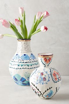 Solena Vase - anthropologie.com