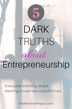 Truths About Entrepreneurship In this post, we talk about entrepreneurship and some of the common pitfalls of being a small business owner.In this post, we talk about entrepreneurship and some of the common pitfalls of being a small business owner. Business Entrepreneur, Business Marketing, Business Tips, Online Business, Media Marketing, Facebook Marketing, Online Marketing, Digital Marketing, Inspiration Entrepreneur