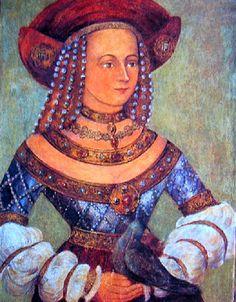 Hedwige Jagellon - Duchesse de Bavière-Landshut