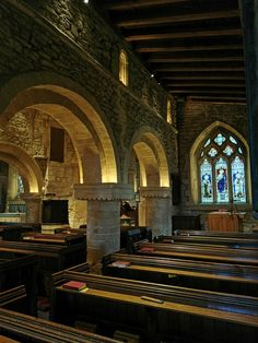 This beautiful Grade 1 listed church set in a beautiful Cotswold stone village dates back to circa when the […] Stone Columns, Stone Panels, Column Lights, Clerestory Windows, Stone Carving, 14th Century, Architectural Elements, Vaulting