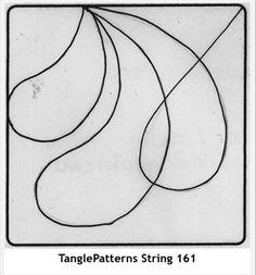 TanglePatterns String 161 « TanglePatterns.com