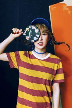 Wendy's photoshoot for DumbDumb ♥