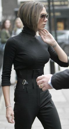 Victoria Beckham| Be Inspirational❥|Mz. Manerz: Being well dressed is a beautiful form of confidence, happiness & politeness