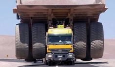 #Caterpillar 797 Carried by a Mercedes-Benz Actros! #fb